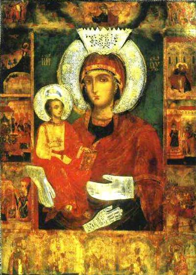 Troeruchica_Troyan_mon Всемирното Православие - Пресвета Богородица